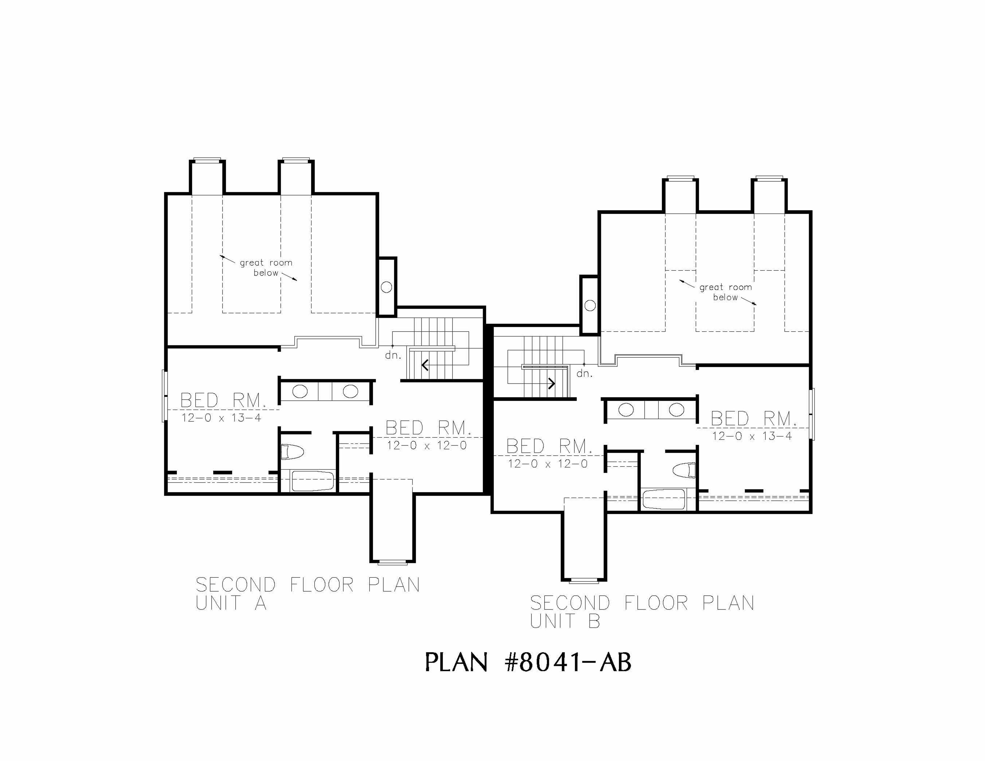 Plan 8041 House Plans Best Home Plans House Design