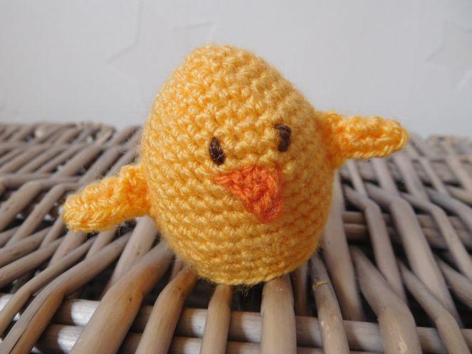 Chick Cream egg cover -UK terms | Huevo