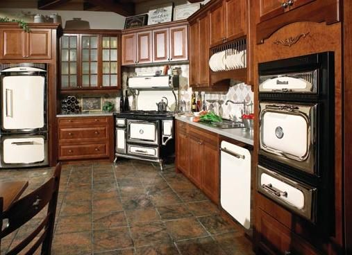 These Vintage Style Appliances Are So Cute Country Kitchen Designsfrench