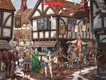 Photo of A Tudor Town