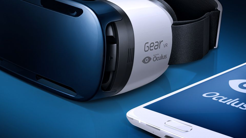 77125bb47c96 Oculus + Samsung   Virtual Reality Anywhere - Leveraging the Samsung GALAXY  Note 4 (sold separately)