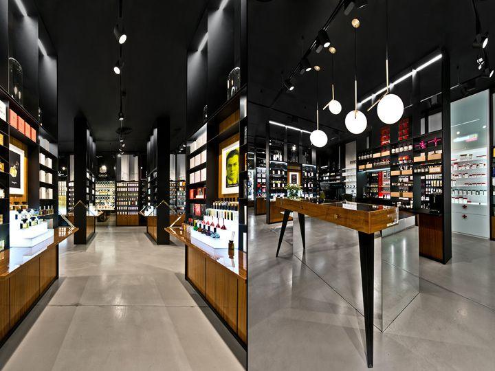 » Crème de la crème haute parfumerie by INBLUM architects