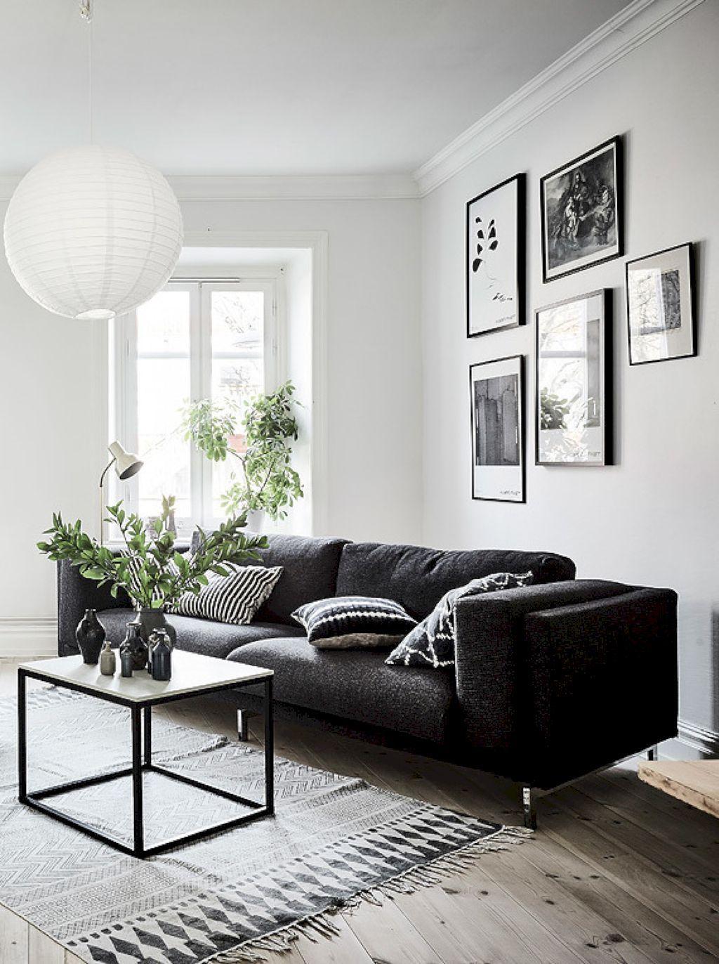 34 Wonderful Minimalist Living Room Design Ideas White Living