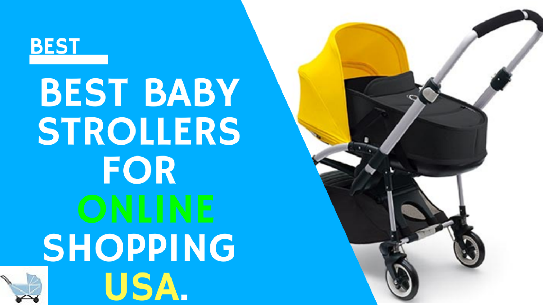 I have picked top & Best Baby Strollers for Online