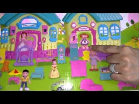 العاب عبير لعبة البيت من الخارج الأثاث المنزلي العاب أطفال بنات و Games Tetris
