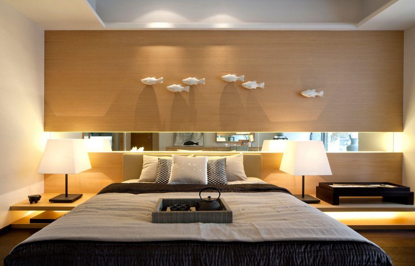 Coole Deko Ideen Schlafzimmer Mit Spiegel Und Moderne Coole