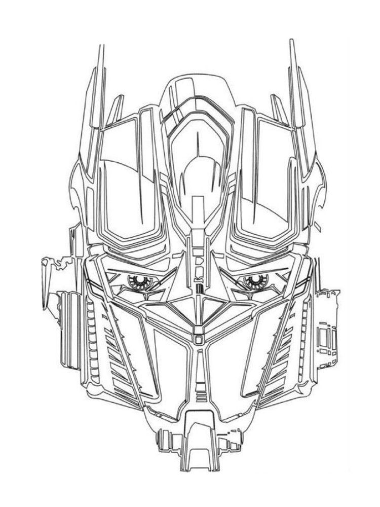 Free Coloring Pages Transformers Coloriage Gratuit Coloriage