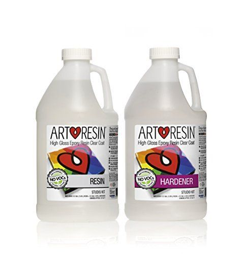 Clear Non toxic ArtResinAE Epoxy Studio | Top Selling Items | Clear