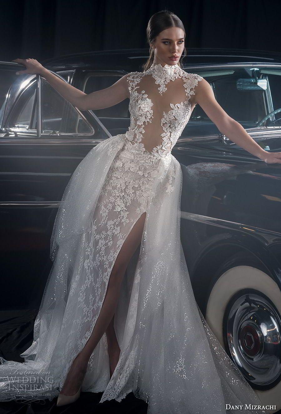 Dany mizrachi fall wedding dress