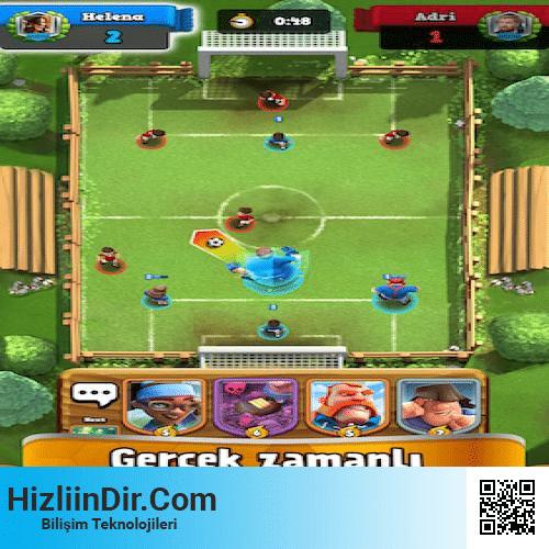 Soccer Royale Oyun, Oyunlar, Futbol