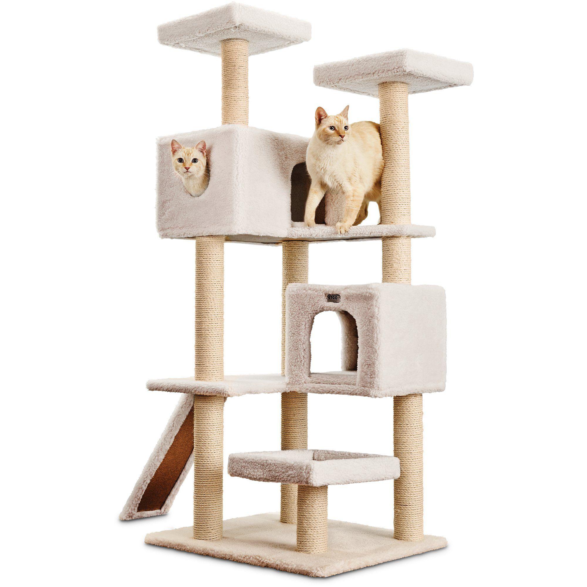 You & Me Skyscraper Scratcher 89 Cat furniture