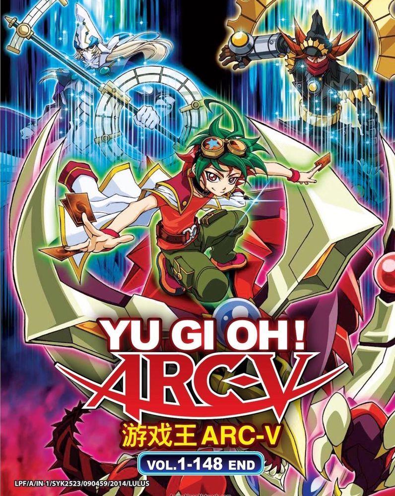 Yu Gi Oh! ArcV (1148 End)_Good English Sub_All Region