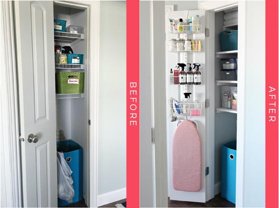74 Organized Linen Closet