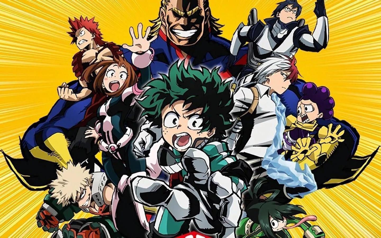 My Hero Academia Wallpapers Desktop Background Hero Wallpaper Anime My Hero Academia