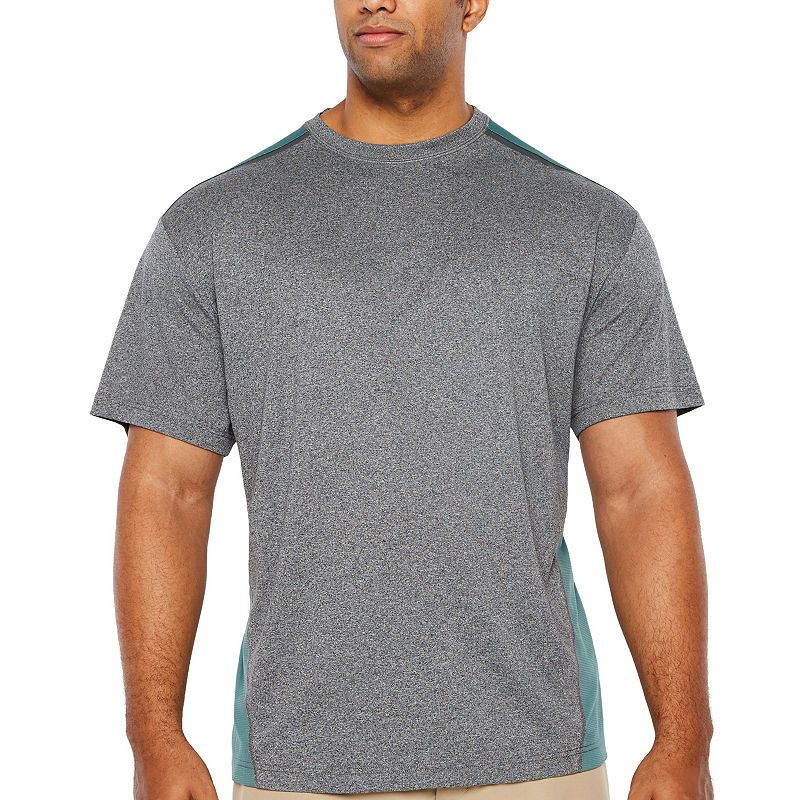49faaedc Msx By Michael Strahan Short Sleeve Crew Neck T-Shirt-Big and Tall ...