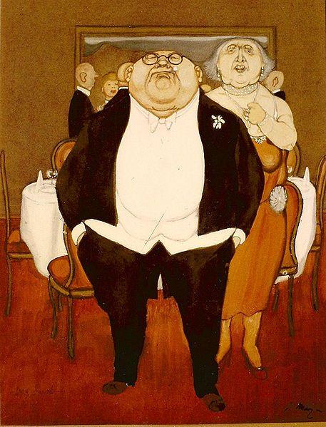 Image result for nouveau riche paintings