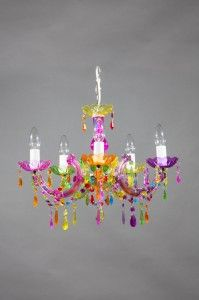 Purchasing Proper Kids' Chandeliers: Maria_Theresa_Rainbow Kids' Chandeliers ~ Decoration Inspiration