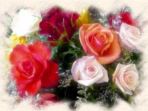 Sto Lat Na Urodziny Birthday Gif Make It Yourself Flowers