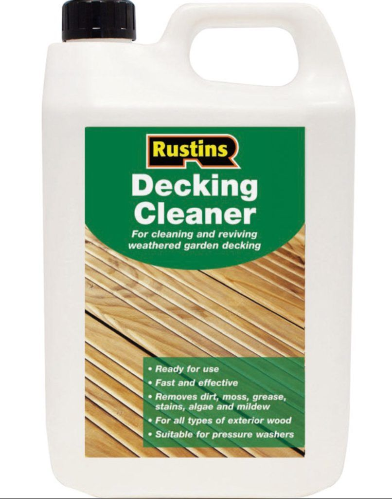 Best homemade deck cleaner for you deck cleaner deck
