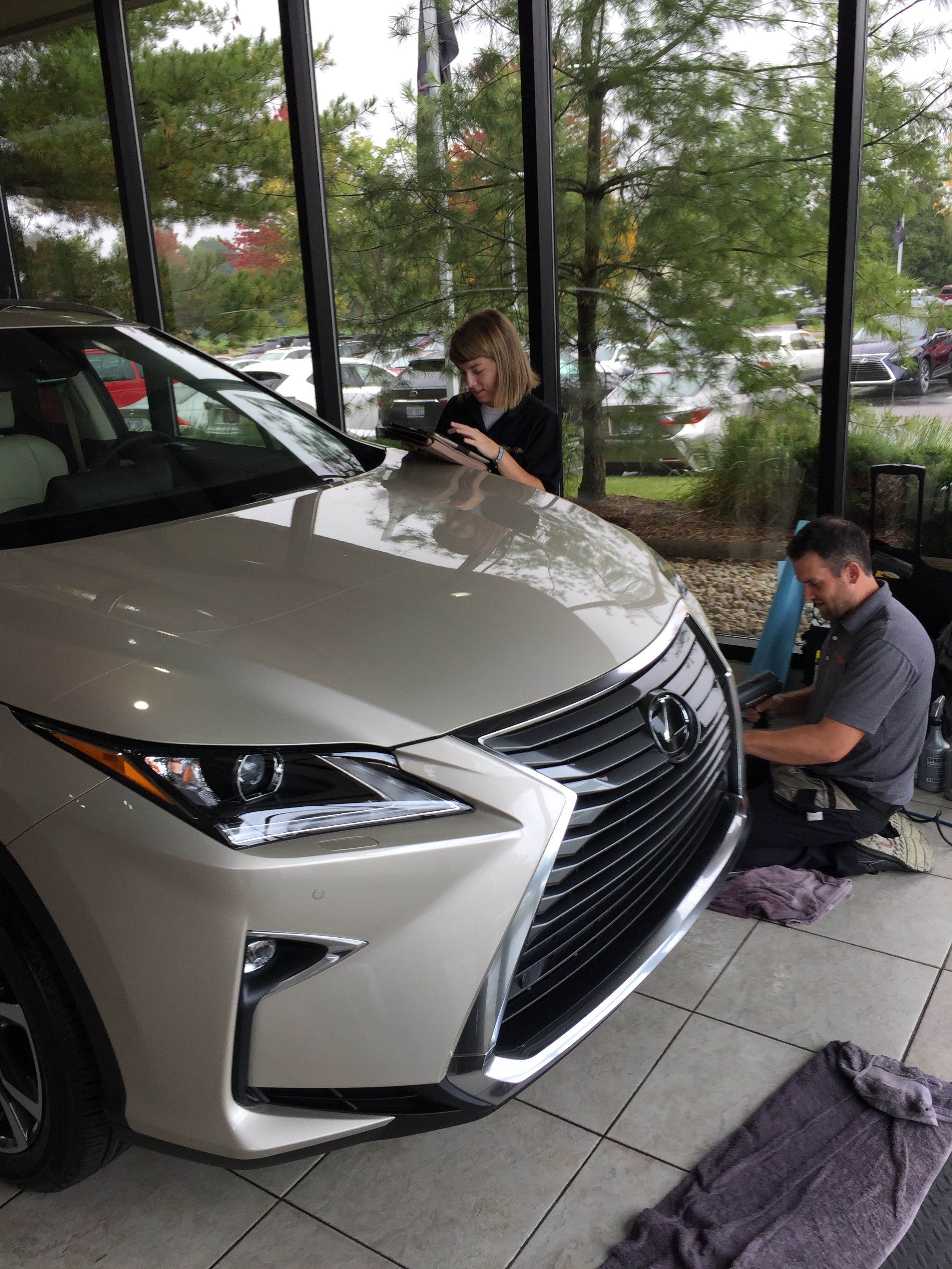 Pin by Clear Auto Bra Michigan on Lexus (With images