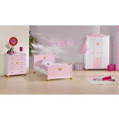 Pinolino Jugendzimmer Prinzessin Karolin furniture