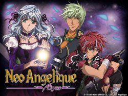 Neo Angelique - 01 - The Miracle Girl
