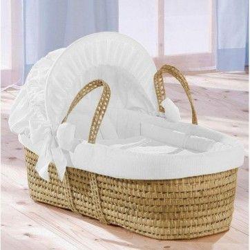 Achetez votre magnifique couffin bebe topas leipold fabriqué à partir de coton certifié oko test pour le plus grand confort de bébé et décoré avec des