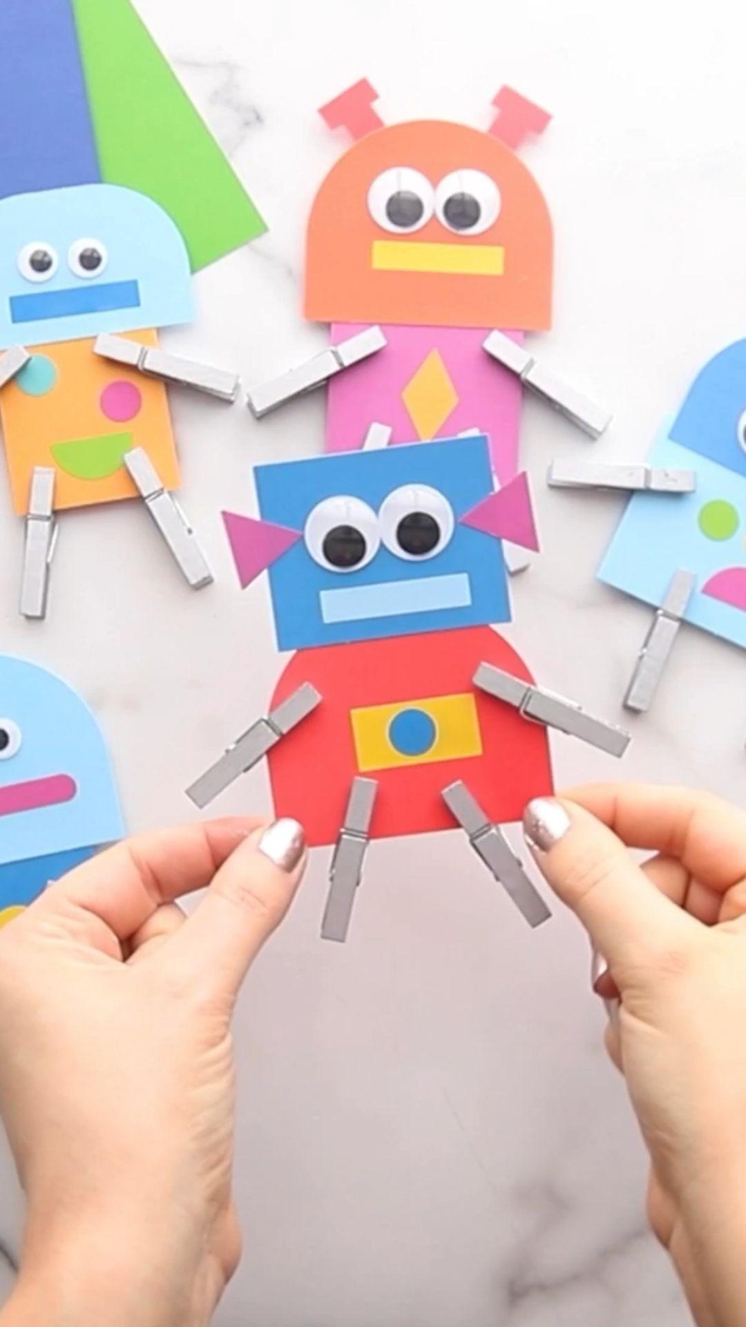 Robot Craft 🤖