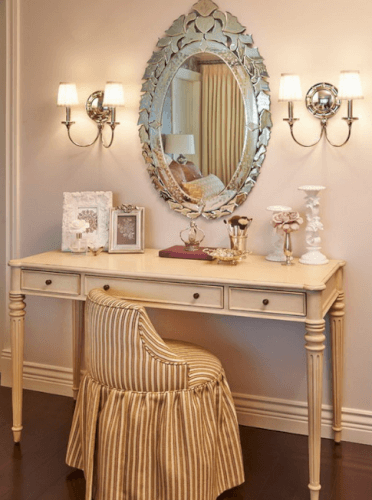 31 Beautifull Makeup Vanity Ideas Thatll Change Your Interior