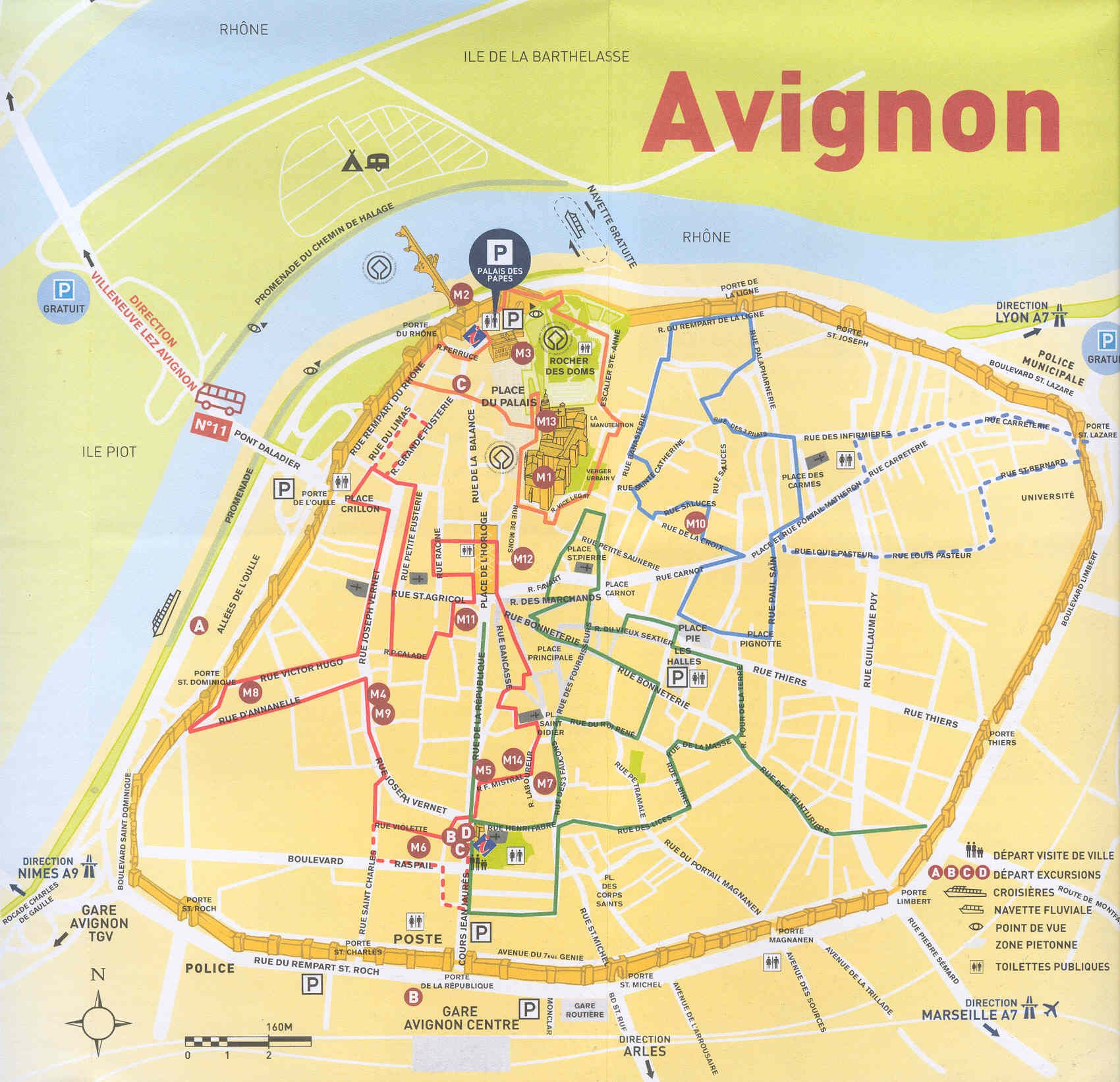AVIGNON PROVENCE Pinterest Provence France and Southern france