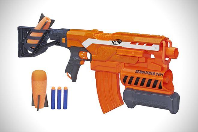 The 15 Best Nerf Guns To Wage Office Warfare