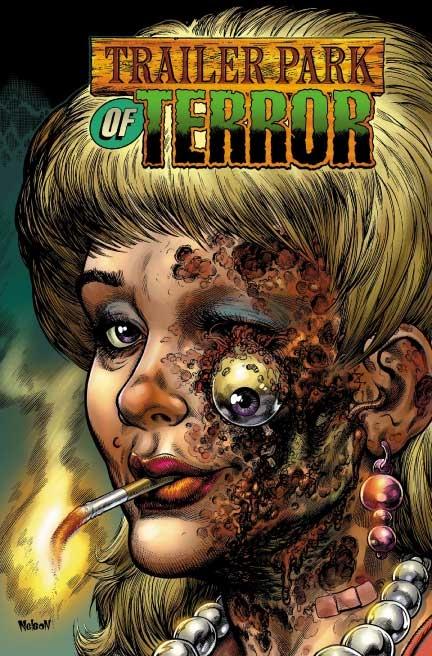 * Trailer Park of Terror * Trailer park, Horror comics
