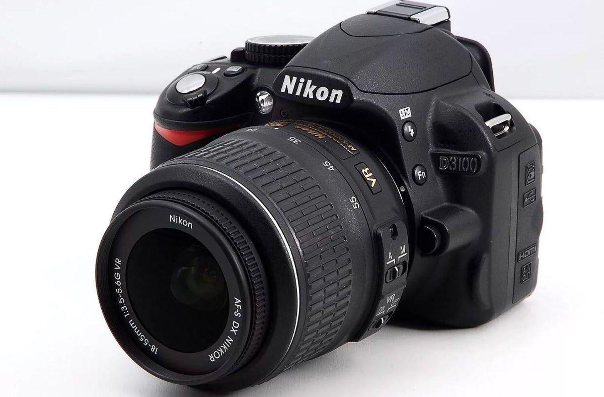Nikon D3100 Digital Camera User Manual