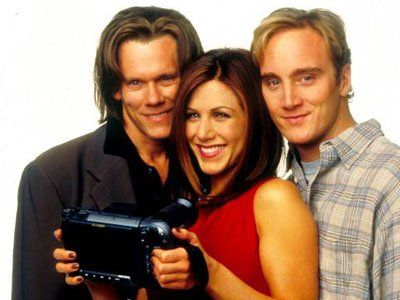 Kevin Bacon Jennifer Aniston Jay Mohr Picture Perfect Maddie