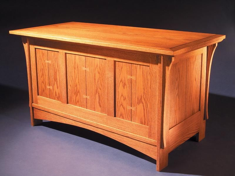 Shaker Style Hope Chest Com Blanket Chest Plans Woodworking