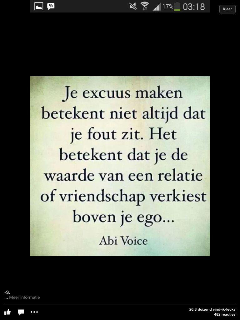 Excuus