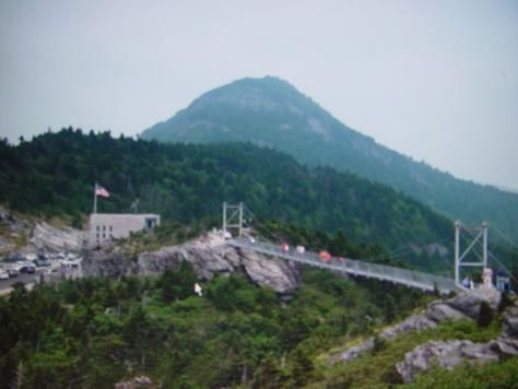 Grandfather Mountain, Boone, NC. One of my favorite places for relaxation.