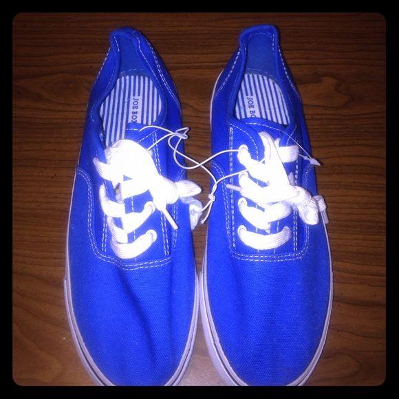 Shoes Brand new blue shoes Joe Boxer Shoes