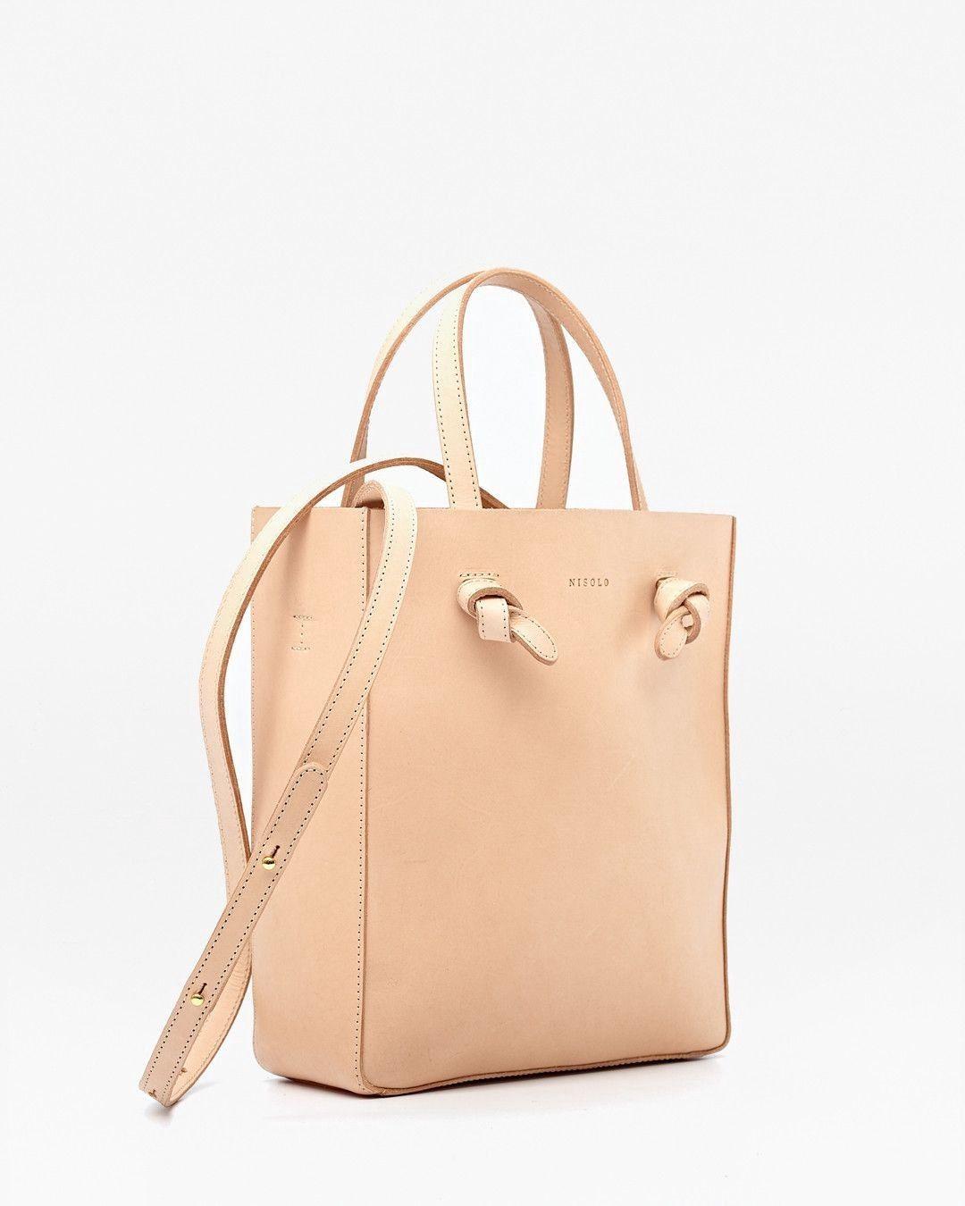 44ab0686676 Nisolo Simone Crossbody Shopper Natural Vachetta Crossbody Tote, Leather  Crossbody, Satchel, Ethical Clothing