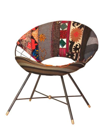 One-of-a-Kind Disque Chair by nuLOOM