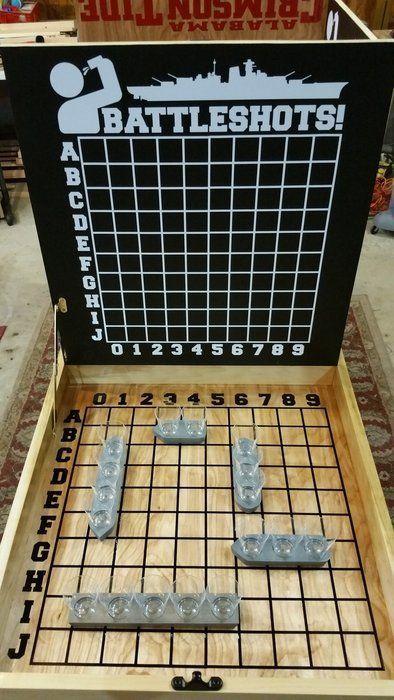 Photo of Tailgating Battleshots / Bier Tischtennisplatte – Holz DIY Ideen