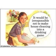the only way to clean