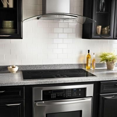 Whirlpool Gold 36 In Convertible Range Hood In Stainless Steel Gxw6536dxs At The Home Depot Kitchen Range Hood Kitchen Kitchen Renovation