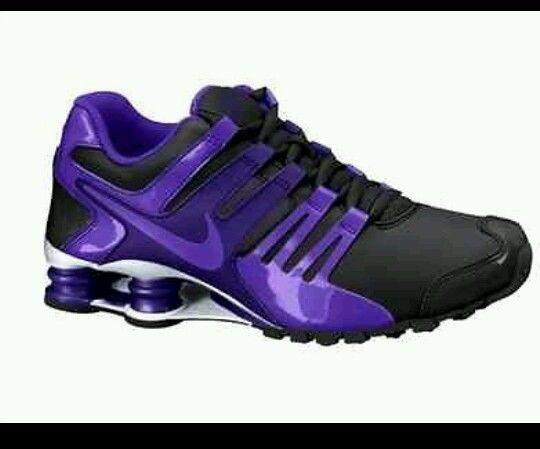 Nike Shox NZ Black Womens 6