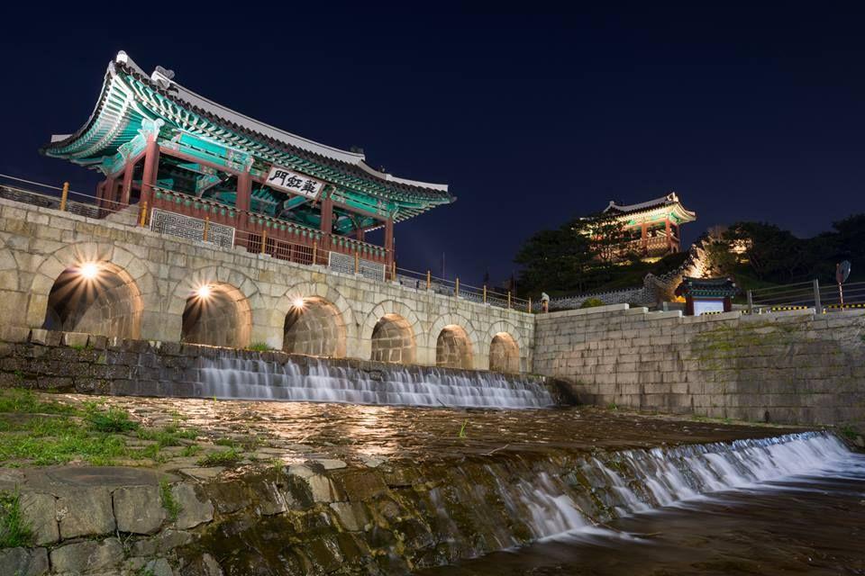 Suwon Hwaseong.