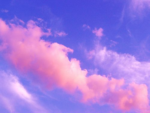 pink clouds Pink clouds wallpaper, Pink clouds, Pink sky