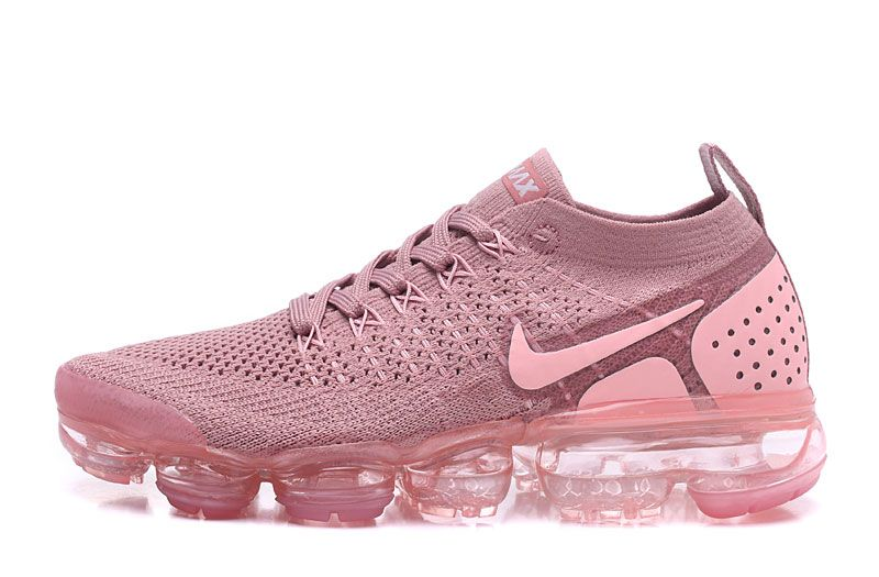 0b727254ba20c Nike Air VaporMax 2018 2.0 Flyknit Pink Light Purple Women