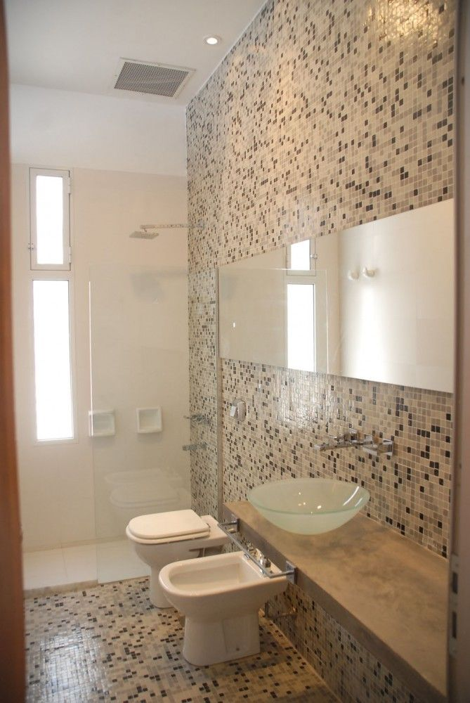Baño: Casa T - VISMARA CORSI ARQUITECTOS #decor