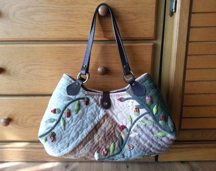 Quilt Bag Tutorial Purse S Totes Patchwork