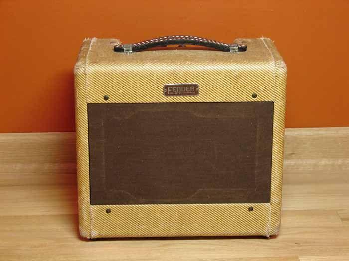 1956 Fender Princeton Amp.